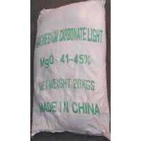 Magnesium Carbonate - Jinan Following of Chemical Co.,Ltd