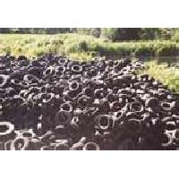 Scrap Tyres (shredded & Un Shredded)