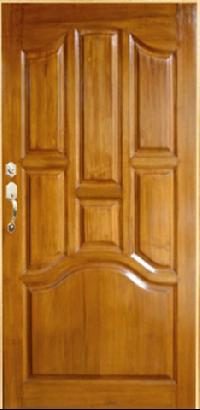 Teak wood doors manufacturers suppliers exporters in for Wood door manufacturers