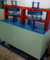 Paper Plates Making Machine