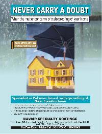 Polymer Based Waterproofing