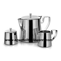 Stainless Steel Tea & Coffee Set