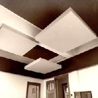 Wooden False Ceiling