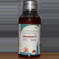 Aerotus-A Cough Syrup