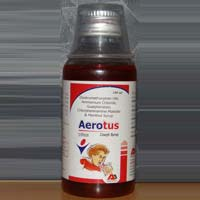 Aerotus Cough Syrup