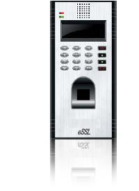 Standalone Fingerprint Time and Attendance Cum Access Control System