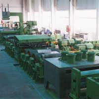 Aluminum Strip Tension Leveling Machine