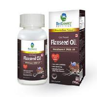 Flaxseed Oil Soft Gel