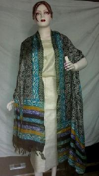 Silk Pashmina Shawl