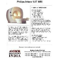 Philips Intera 1.0t Mri - Manufacturer, Exporters and Wholesale Suppliers,  Haryana - Amber Diagnostics India