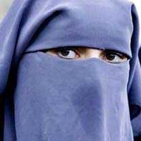 Ladies Burka