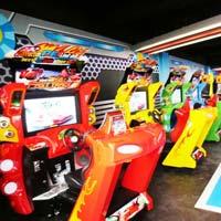 Worldwide Arcade Video Game Machine