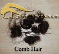 Comb Hair Waste