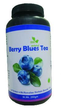Hawaiian Berry Blues Tea