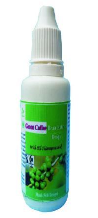 Hawaiian Green Coffee Bean Extract Drops