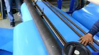 Pvc Conveyer Belt Cutting Machine