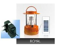 Royal Solar Lamp with Penal