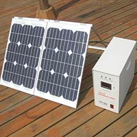 Solar Led Home Light