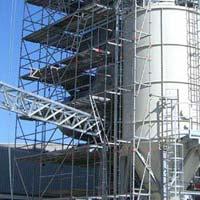 Industrial Scaffolding System
