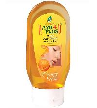 Ayu Plus Orange Face Wash