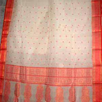 Tant Sarees - Manufacturer, Exporters and Wholesale Suppliers,  Uttar Pradesh - Rajeev Trading Co.