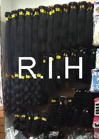 Human Hair natural black hair