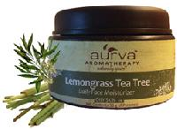 Aurva Lemongrass Tea Tree Moisturizer - Oily Skin