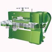 High Speed Semi Automatic Paper Cutting Machine