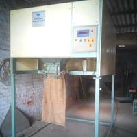 Oil Seed Cake Bag Filling Machine