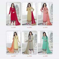 Ayesha Takiya 2-Designer Stylish Georgette Salwar Suit