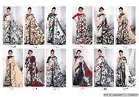Elanzia Silk-3 Designer  Collection Of Silk Sarees