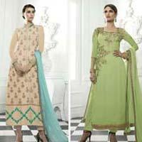 Mehreen-Latest Designer Georgette Long Salwar Suit