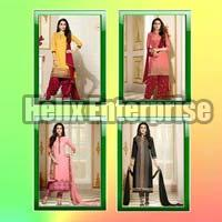 Karishma House Pure Cotton Dress Material