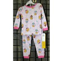 Girls Cotton Knit Pajamas