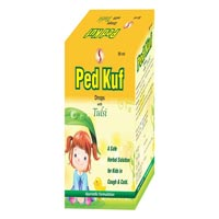 Pedkuf Drops- Ayurvedic Cough Drops