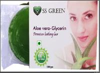Aloe Vera Glycerin Premium Bathing Soap