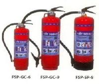 BC Powder Type Portable Fire Extinguisher