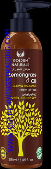 Lemon Grass Oil Body Lotion