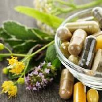 Herbal Food Supplements