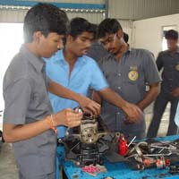 Practical Training On Cars