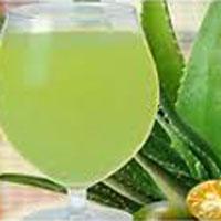 Flavored Aloe Vera Juice
