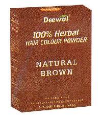 Brown Hair Colour