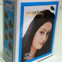 Mumtaz Black Henna Hair Color