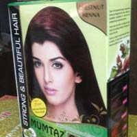 Mumtaz Gold Chestnut Henna Hair Color
