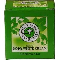 Body White Cream