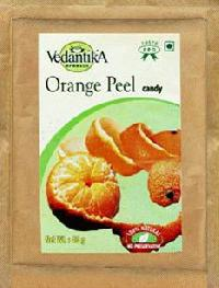 Orange Peel Candy