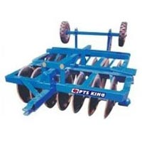 Mounted Offset Disk Harrow
