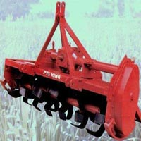 Single Speed Gear Drive Rotary Tiller
