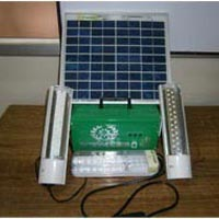 Led Solar Home Light System