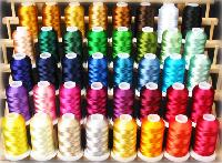 Viscose Rayon Embroidery Yarn